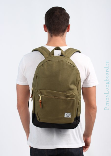 Рюкзаки Herschel Supply Co: Herschel Settlement Army Black